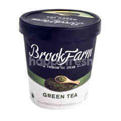 BrookFarm Green Tea Ice Cream
