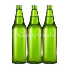 Chang Classic Beer Bottle 620 ml (Pack 3)