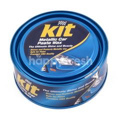 Kit Metallic Car Paste Wax