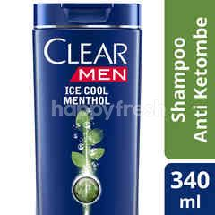 Clear Shampoo Ice Cool Menthol Men