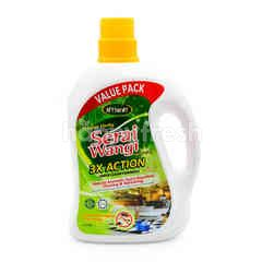 Afy Haniff Natural Lemongrass Concentrate Floor Detergent