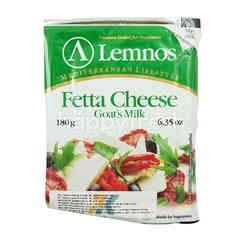 Lemnos Goat's Milk Fetta Cheese
