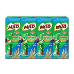 ไมโล นมคืนรูป ยูเอชที รสช็อกโกแลตมอลต์ สูตรน้ำตาลน้อยกว่า 30%