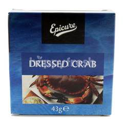 EPICURE Dressed Crab