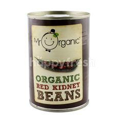 Mr Organic Organic Red Kidney Beans
