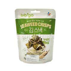 CJ BIBIGO Original Seaweed Crisps