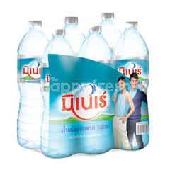 มิเนเร่ น้ำแร่ธรรมชาติ 100%