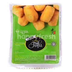 LO SAM Fried Round Tofu