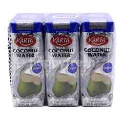 Karta Original Coconut Water (6 Packs)