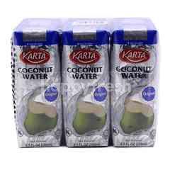 Karta Original Coconut Water (6 Packs)