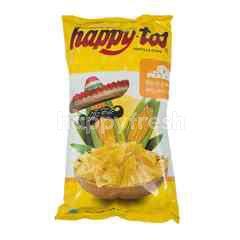 Happy Tos Dedebo Snacks Keripik Tortila Rasa Keju Nacho