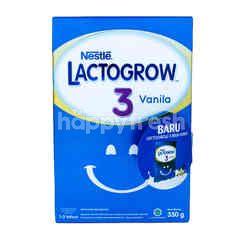 Lactogrow 3 Happynutri Powder Vanilla Milk 1-3 Years