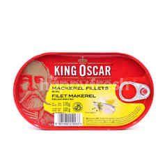 King Oscar Mackeral Fillets In Oil