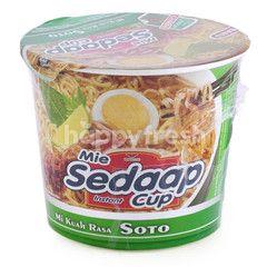 Mie Sedaap Soto Instant Soup Noodles