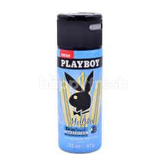 Playboy Malibu Skin Touch Innovation Deodorant Body Spray