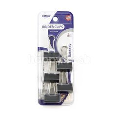 Dolphin Binder Clips 32Mm