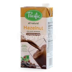 Pacific All Natural Hazelnut Chocolate Milk