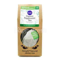 SIMPLY NATURAL Organic Peppermint Tea