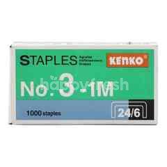 Kenko Stapler Cartridge No.3-1m