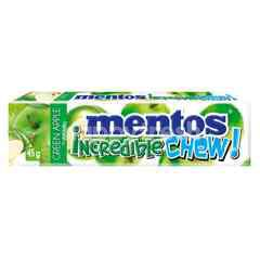 MENTOS Incredible Chew! Green Apple Flavour