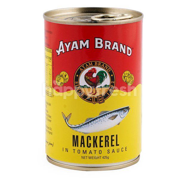 Ayam Brand Mackerel Tomato Sauce