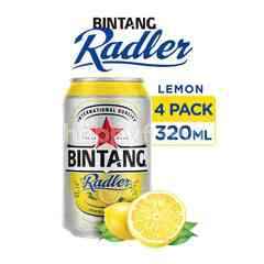 Bintang Radler Lemon Canned Beer