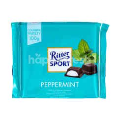 Ritter Sport Chocolate with Peppermint