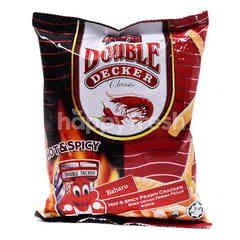 DOUBLE DECKER Hot & Spicy Prawn Cracker