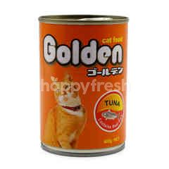 Golden Tuna Flavoured Cat Food