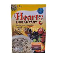 Radiant Whole Food Organic Hearty Breakfast