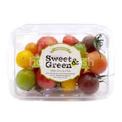 Sweet & Green Fancy Tomatoes