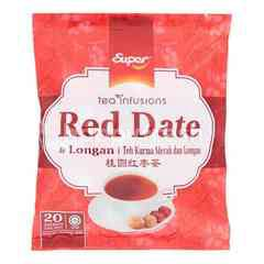 Super Instant Red Date & Longan Tea (20 Sachets)
