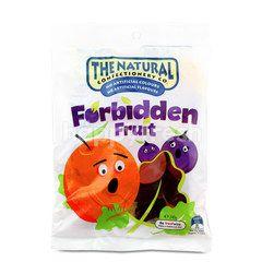 THE NATURAL Forbidden Fruit Gummy Candy
