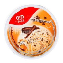 วอลล์  ไอศกรีม ช็อกโกแลตชิป