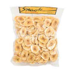 Snack Indonesia Salty Dolar Banana Chips