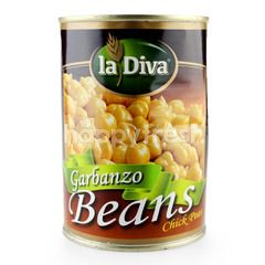 La Diva Garbanzo Beans Chick Peas