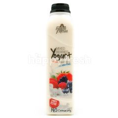 Farm Fresh Mixed Berries Low Fat Fresh Yogurt Drink