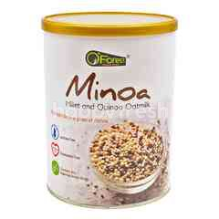 O'Forest Minoa Millet And Quinoa Oatmilk