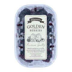 Golden Berries Blackberries