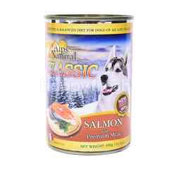 ALPS NATURAL Classic- Salmon With Premium Meat