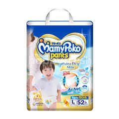 Mamy Poko Pants Extra Dry Skin Boys L 52 Pcs.