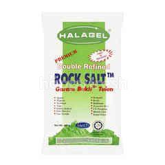 HALAGEL Premium Double Refined Rock Salt