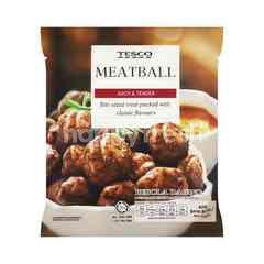 Tesco Meatball (Juicy & Tender)