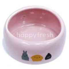 Trustie Small Animal Bowl (Pink) (Small)