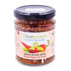 Olive Branch Chunky Tapenade Green Olives