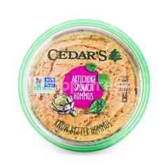 Cedar's Artichoke Spinach Hommus