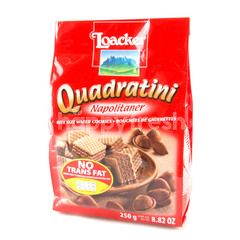Loacker Quadratini Napolitaner Wafers