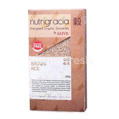 NUTRIGRACIA Brown Rice
