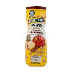 Gerber Graduates Puffs Apple Cinnamon