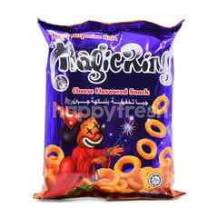 Magic Rings Cheese Flavourd Snack